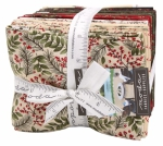 Winter Manor Fat Quarter Bundle by Holly Taylor Moda Precuts