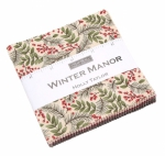 Winter Manor Charm Pack by Holly Taylor Moda Precuts