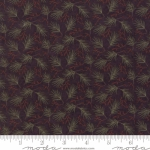 MODA FABRICS - Winter Manor - Black