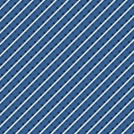 BENARTEX - Home Grown - Blue Stripe - #1793-
