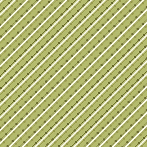 BENARTEX - Home Grown - Green Stripe - #1790-