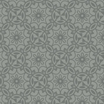 BENARTEX - Home Grown - Gray Medallion - #1785-