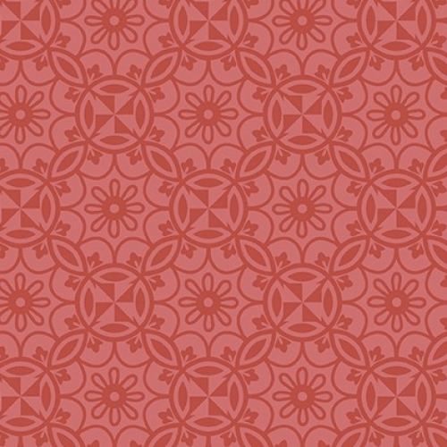 BENARTEX - Home Grown - Red Medallion - #1783-