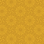BENARTEX - Home Grown - Yellow Medallion - #1786-