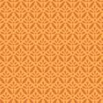 BENARTEX - Home Grown - Orange Floret - #1802-