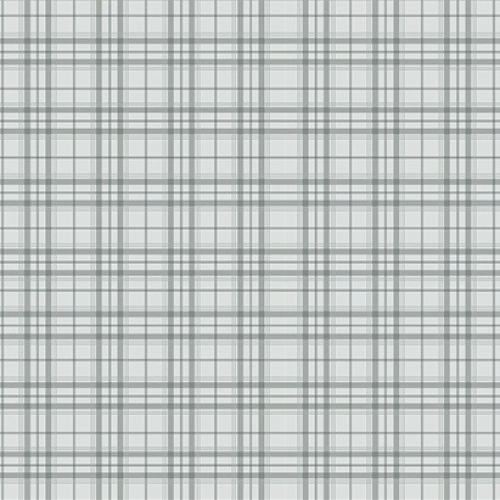 BENARTEX - Home Grown - Gray Plaid - #1789-