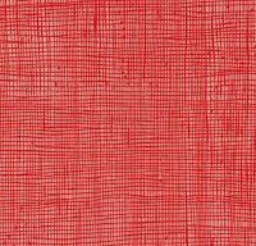 ALEXANDER HENRY - Heath - Woven Red