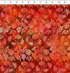 IN THE BEGINNING FABRICS - Floragraphix V - Sprigs - Red