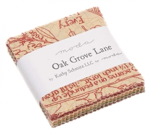 Oak Grove Lane Mini Charm Pack - Moda Precuts