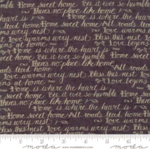 MODA FABRICS - Home - Script - Slate