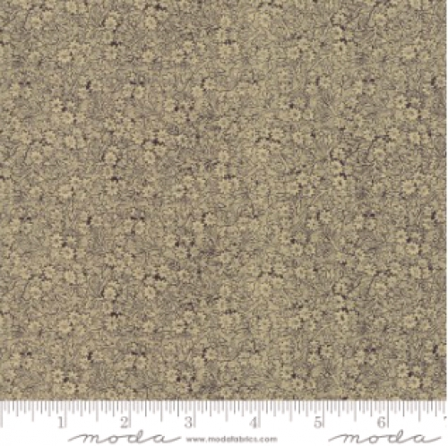 MODA FABRICS - Home - Field Of Bloom - Oat