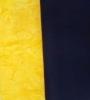 Quilt in a Days Le Moyne Star Kit - Short Table Runner - Yellow & Black