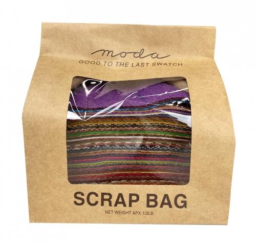 Moda Wool Scrap Bag Moda Precuts