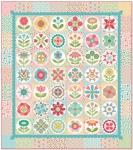 Granny Chic - Granny's Garden Quilt Kit