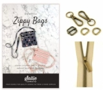 Zippy Crossbody Pattern and Kit 4 by Sallie Tomato