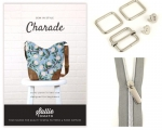 Charade Tote Pattern and Kit 5 by Sallie Tomato