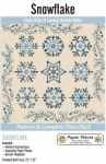 Snowflake Pattern and Complete Piece Pack by Paper Pieces