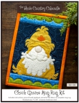 Chick Gnome Mug Rug Kit by The Whole Country Caboodle