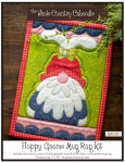 Floppy Gnome Mug Rug Kit by The Whole Country Caboodle