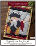 Hippie Gnome Mug Rug Kit by The Whole Country Caboodle