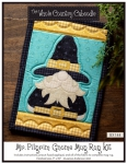 Mr. Pilgrim Gnome Mug Rug Kit by The Whole Country Caboodle