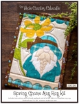 Spring Gnome Mug Rug Kit by The Whole Country Caboodle