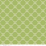 RILEY BLAKE - Hello, Lovely - Diamond Floral Green - #738