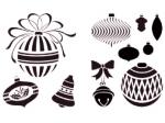 Cedar Canyon Textiles Ornament Stencils