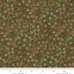 MODA FABRICS - Morris Holiday Metallic - Pine