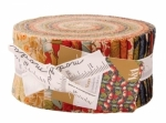 Voysey Jelly Roll by V and A Moda Precuts