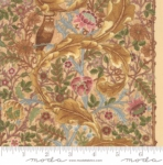 MODA FABRICS - May Morris Studio - Cream