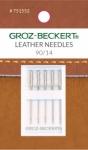 Groz-Beckert 130/705 H-LR 90/14 Leather Needles