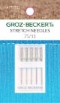 Groz-Beckert 130/705 H-S 75/11 Stretch Needles