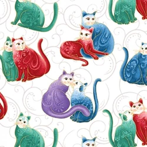 BENARTEX - Cat-i-tude 2 Purrfect Together
