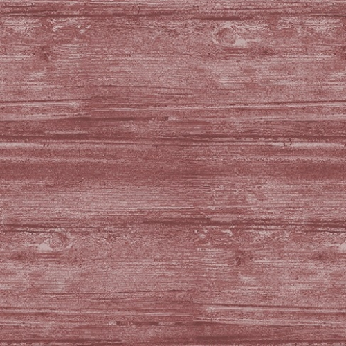 BENARTEX - Contempo - Washed Wood Red - Words to Live By