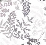 KANVAS STUDIO - Midnight Pearl - Midnight Fern - White - Pearlized - #3322-