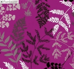 KANVAS STUDIO - Midnight Pearl - Midnight Fern - Berry - Pearlized - #3325-