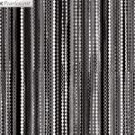KANVAS STUDIO - Midnight Pearl - Shimmery Strands - Gray - Pearlized