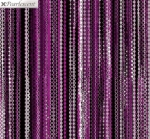 KANVAS STUDIO - Midnight Pearl - Shimmery Strands - Black Berry - Pearlized