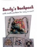 Cranberry Quiltworks - Sandys Backpack