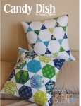 Jaybird Quilts: Candy Dish