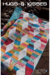 Jaybird Quilts - Hugs and Kisses