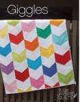 Jaybird Quilts: Giggles Baby Quilt Pattern