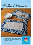 Scalloped Placemats by Poor House Quilt Designs