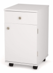 Arrow Suzi Sidekick Storage Cabinet White Drop Ship