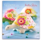 Heather Bailey Sewing Patterns: Henrietta Turtle  Pincushion Pattern