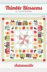 Thimble Blossoms: Autumnville Quilt Pattern #230