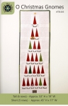 Around The Bobbin: O Christmas Gnomes Wall Hanging Pattern