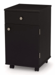 Arrow Suzi Sidekick Storage Cabinet Black Drop Ship
