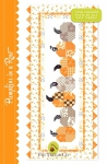 Pumpkins in a Row Table Runner Pattern by Fig Tree Quilts